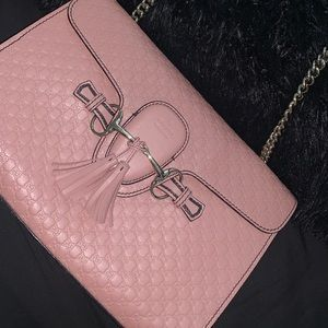 Dusty Pink Gucci Purse